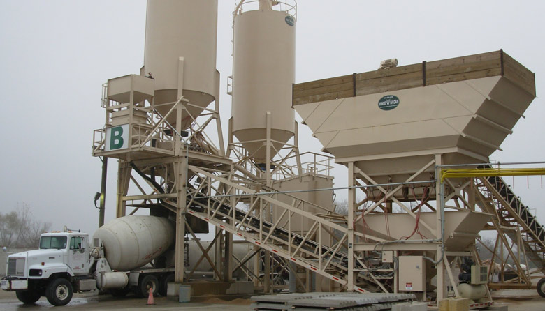 Concrete Batching Plants | Custom Designed & Manufactured